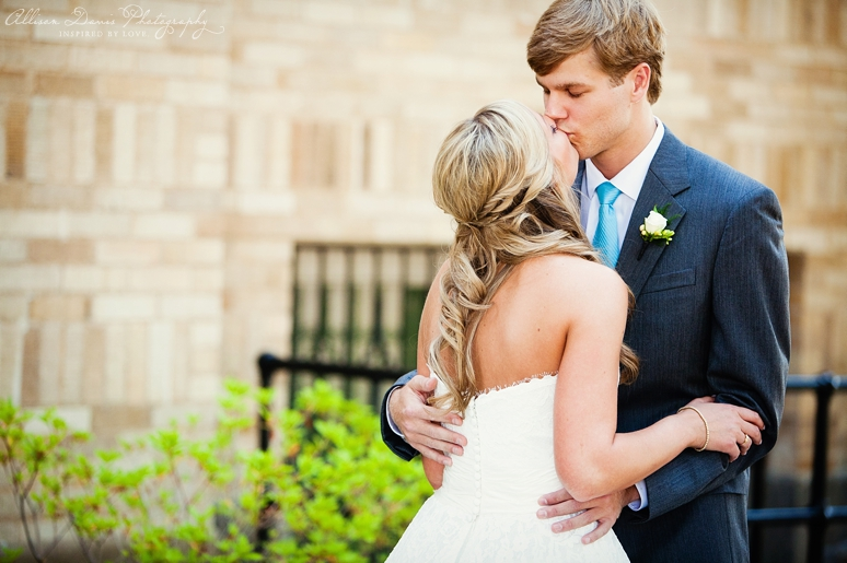 Sarah John Wedding Munger Place Church Lofty Spaces AllisonDavisPhotography  0073 <span>Sarah & John:</span><br/>Wedding at the Munger Place Church & Lofty Spaces<br/>{Dallas Wedding Photographer}