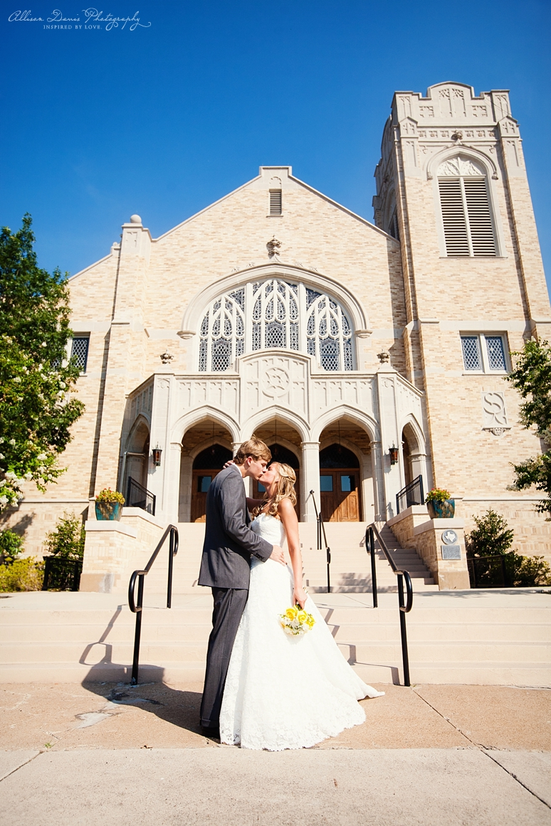 Sarah John Wedding Munger Place Church Lofty Spaces AllisonDavisPhotography  0173 <span>Sarah & John:</span><br/>Wedding at the Munger Place Church & Lofty Spaces<br/>{Dallas Wedding Photographer}