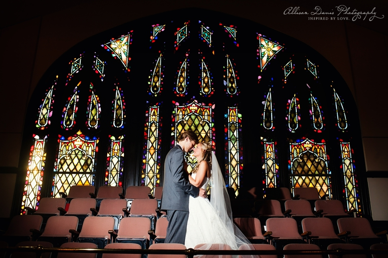 Sarah John Wedding Munger Place Church Lofty Spaces AllisonDavisPhotography  0212 <span>Sarah & John:</span><br/>Wedding at the Munger Place Church & Lofty Spaces<br/>{Dallas Wedding Photographer}