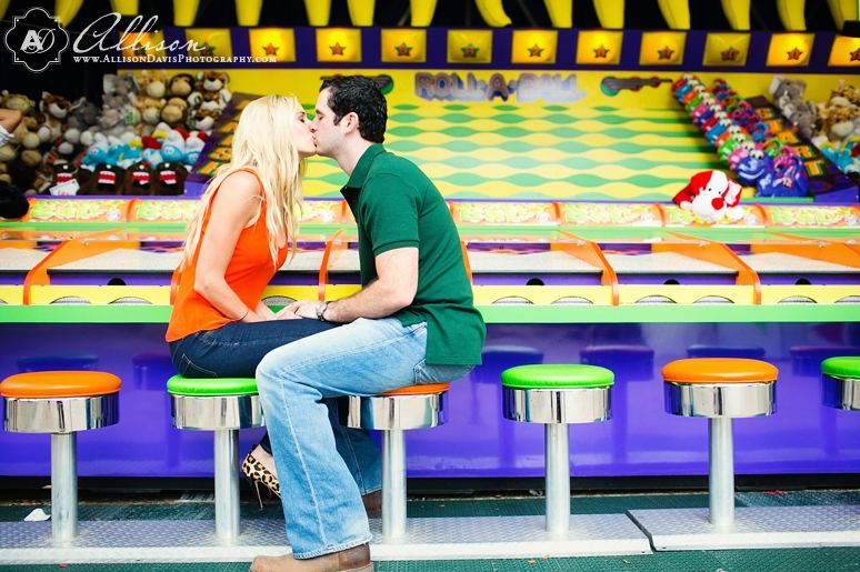 Loren Matt Dallas Engagement Portraits State Fair of texas byAllisonDavisPhotography 014 <span>Loren & Matt:</span><br/>Engagement Portraits in Downtown Dallas & at the State Fair of Texas<br/>{Dallas Engagement Portrait Photographer}