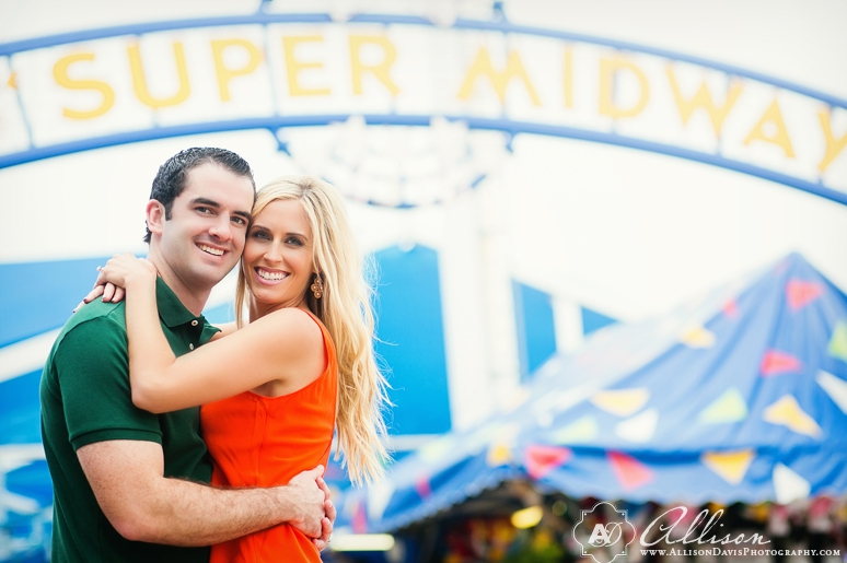 Loren Matt Dallas Engagement Portraits State Fair of texas byAllisonDavisPhotography 016 <span>Loren & Matt:</span><br/>Engagement Portraits in Downtown Dallas & at the State Fair of Texas<br/>{Dallas Engagement Portrait Photographer}