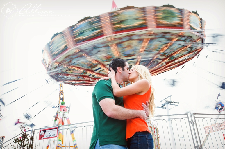 Loren Matt Dallas Engagement Portraits State Fair of texas byAllisonDavisPhotography 017 <span>Loren & Matt:</span><br/>Engagement Portraits in Downtown Dallas & at the State Fair of Texas<br/>{Dallas Engagement Portrait Photographer}