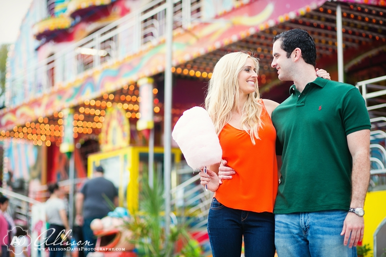 Loren Matt Dallas Engagement Portraits State Fair of texas byAllisonDavisPhotography 019 <span>Loren & Matt:</span><br/>Engagement Portraits in Downtown Dallas & at the State Fair of Texas<br/>{Dallas Engagement Portrait Photographer}