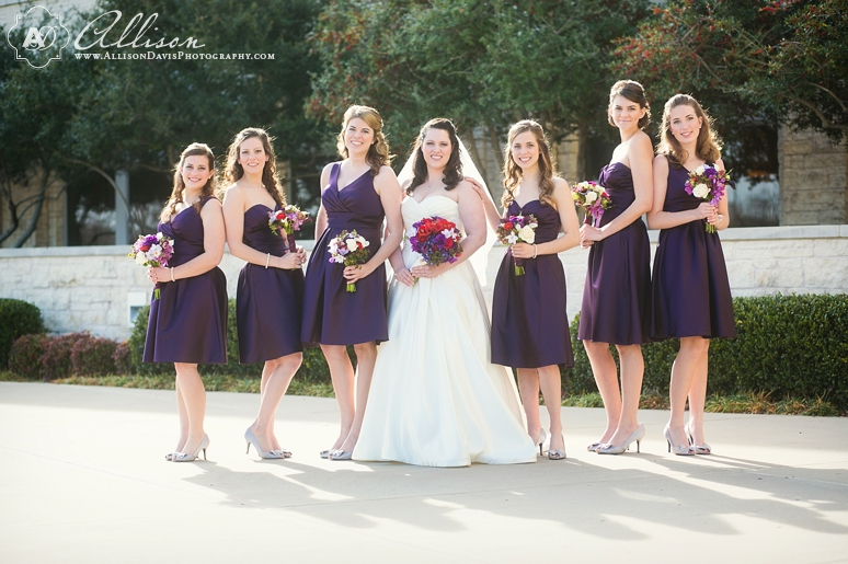 Chelsea David Wedding at Prestonwood Baptist Church Hackberry Country Club byAllisonDavisPhotography 006 <span>Chelsea + David:</span><br/>Wedding at Prestonwood Baptist Church & Hackberry Creek Country Club