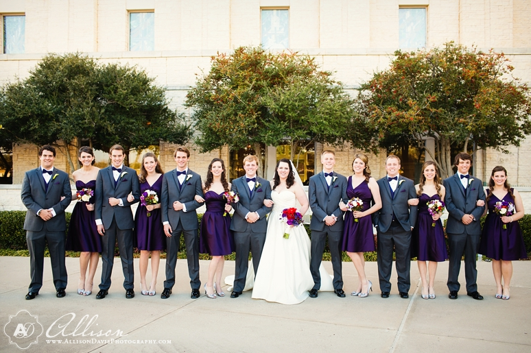 Chelsea David Wedding at Prestonwood Baptist Church Hackberry Country Club byAllisonDavisPhotography 014 <span>Chelsea + David:</span><br/>Wedding at Prestonwood Baptist Church & Hackberry Creek Country Club