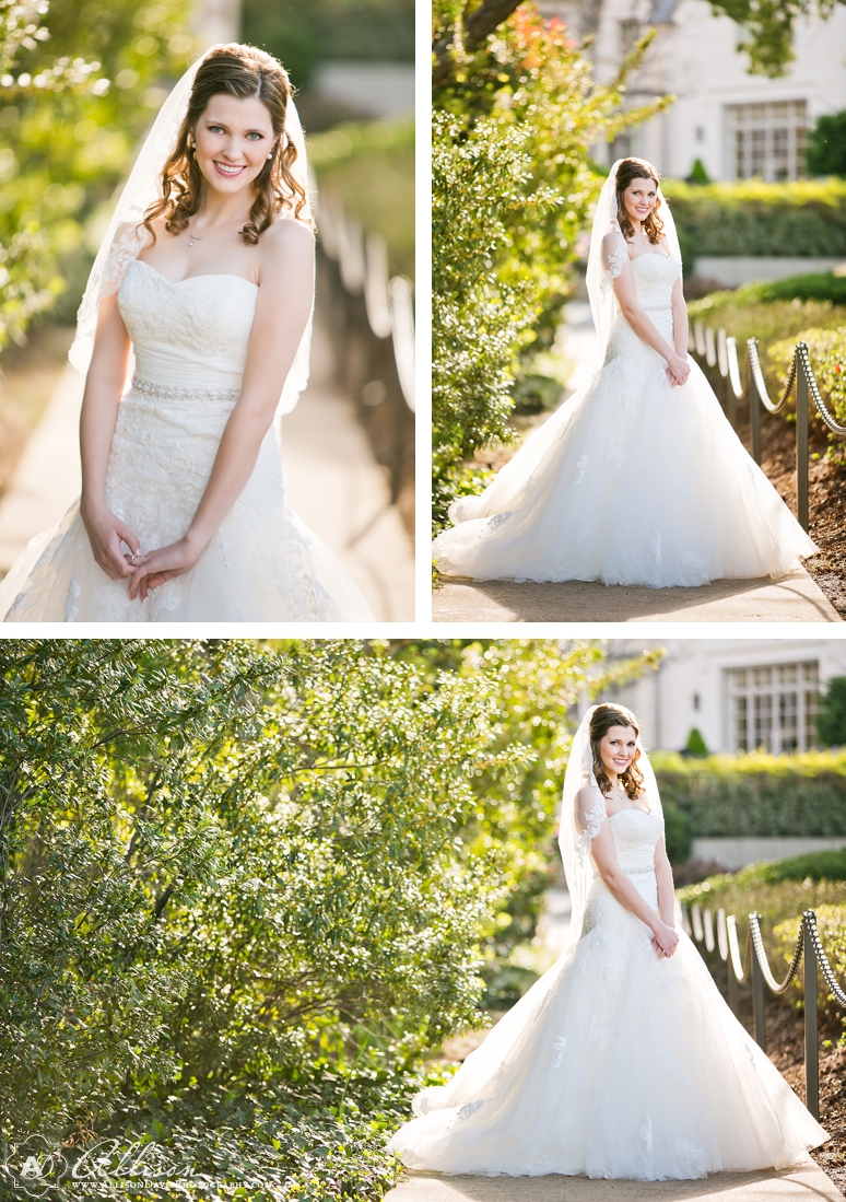 Amanda Dallas Bridal Portraits at Lakeside Park byAllisonDavisPhotography 002 <span>Amanda:</span><br/>Bridal Portraits at Lakeside Park & Versailles Park