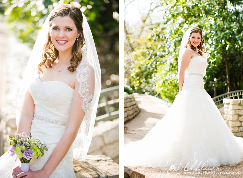 Amanda Dallas Bridal Portraits at Lakeside Park byAllisonDavisPhotography 008 <span>Amanda:</span><br/>Bridal Portraits at Lakeside Park & Versailles Park