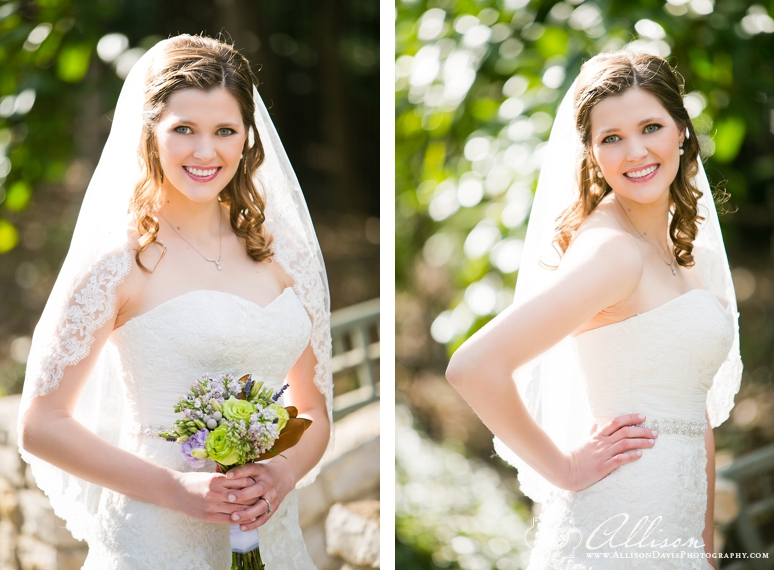 Amanda Dallas Bridal Portraits at Lakeside Park byAllisonDavisPhotography 010 <span>Amanda:</span><br/>Bridal Portraits at Lakeside Park & Versailles Park