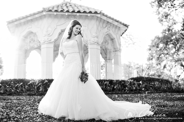 Amanda Dallas Bridal Portraits at Lakeside Park byAllisonDavisPhotography 020 <span>Amanda:</span><br/>Bridal Portraits at Lakeside Park & Versailles Park