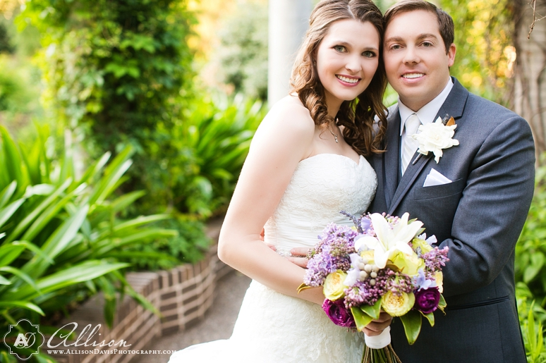 Amanda Justin Wedding at Texas Discovery Gardens by Dallas Wedding Photographer Allison Davis Photography 001 <span>Amanda & Justin:</span><br/>Wedding at East Dallas Christian Church & The Texas Discovery Gardens