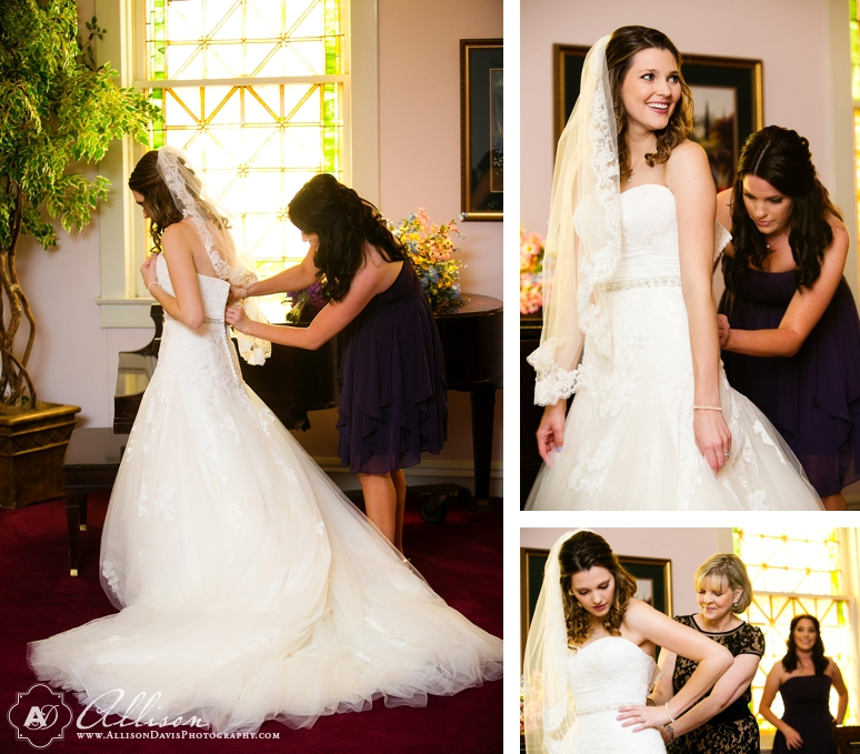 Amanda Justin Wedding at Texas Discovery Gardens by Dallas Wedding Photographer Allison Davis Photography 006 <span>Amanda & Justin:</span><br/>Wedding at East Dallas Christian Church & The Texas Discovery Gardens
