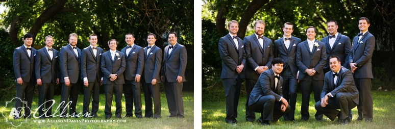 Amanda Justin Wedding at Texas Discovery Gardens by Dallas Wedding Photographer Allison Davis Photography 012 <span>Amanda & Justin:</span><br/>Wedding at East Dallas Christian Church & The Texas Discovery Gardens