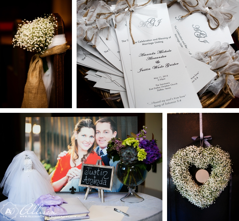 Amanda Justin Wedding at Texas Discovery Gardens by Dallas Wedding Photographer Allison Davis Photography 013 <span>Amanda & Justin:</span><br/>Wedding at East Dallas Christian Church & The Texas Discovery Gardens