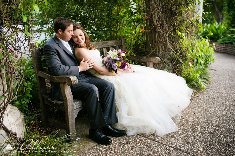 Amanda Justin Wedding at Texas Discovery Gardens by Dallas Wedding Photographer Allison Davis Photography 025 <span>Amanda & Justin:</span><br/>Wedding at East Dallas Christian Church & The Texas Discovery Gardens