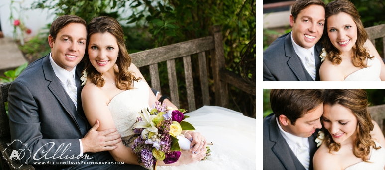 Amanda Justin Wedding at Texas Discovery Gardens by Dallas Wedding Photographer Allison Davis Photography 026 <span>Amanda & Justin:</span><br/>Wedding at East Dallas Christian Church & The Texas Discovery Gardens