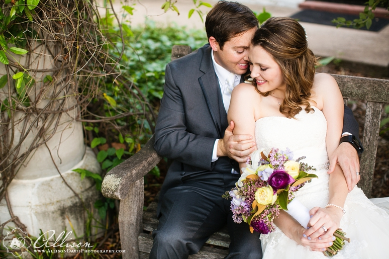 Amanda Justin Wedding at Texas Discovery Gardens by Dallas Wedding Photographer Allison Davis Photography 027 <span>Amanda & Justin:</span><br/>Wedding at East Dallas Christian Church & The Texas Discovery Gardens