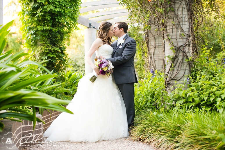 Amanda Justin Wedding at Texas Discovery Gardens by Dallas Wedding Photographer Allison Davis Photography 028 <span>Amanda & Justin:</span><br/>Wedding at East Dallas Christian Church & The Texas Discovery Gardens