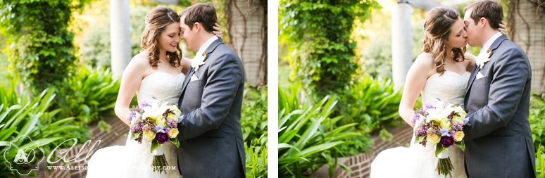 Amanda Justin Wedding at Texas Discovery Gardens by Dallas Wedding Photographer Allison Davis Photography 029 <span>Amanda & Justin:</span><br/>Wedding at East Dallas Christian Church & The Texas Discovery Gardens