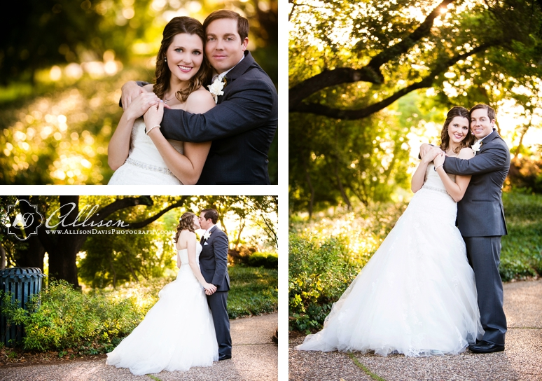 Amanda Justin Wedding at Texas Discovery Gardens by Dallas Wedding Photographer Allison Davis Photography 031 <span>Amanda & Justin:</span><br/>Wedding at East Dallas Christian Church & The Texas Discovery Gardens