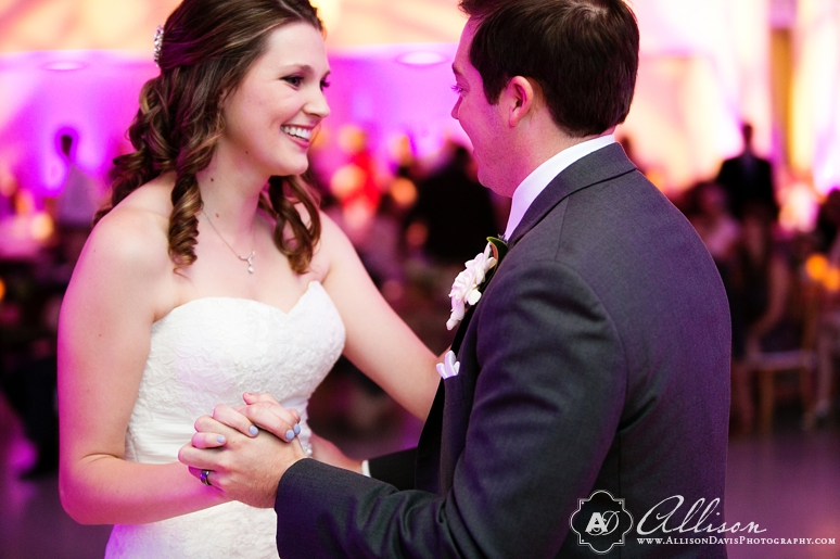 Amanda Justin Wedding at Texas Discovery Gardens by Dallas Wedding Photographer Allison Davis Photography 043 <span>Amanda & Justin:</span><br/>Wedding at East Dallas Christian Church & The Texas Discovery Gardens