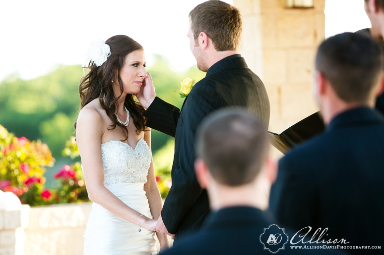 Haley Austin Outdoor Wedding at Paradise Cove Lake Grapevine byAllisonDavisPhotography 026 <span>Haley & Austin:</span><br/>Wedding at Paradise Cove at Lake Grapevine