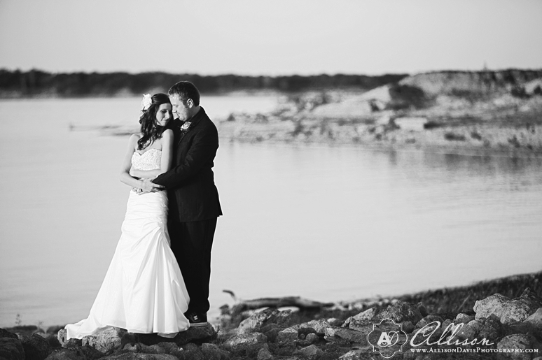 Haley Austin Outdoor Wedding at Paradise Cove Lake Grapevine byAllisonDavisPhotography 033 <span>Haley & Austin:</span><br/>Wedding at Paradise Cove at Lake Grapevine