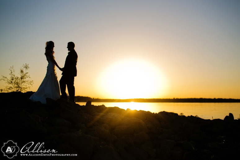 Haley Austin Outdoor Wedding at Paradise Cove Lake Grapevine byAllisonDavisPhotography 034 <span>Haley & Austin:</span><br/>Wedding at Paradise Cove at Lake Grapevine