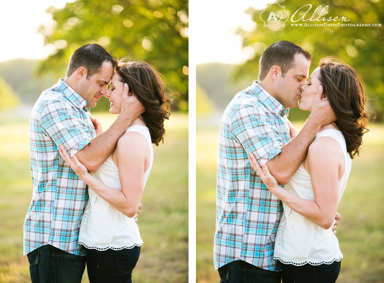 Lindsay Jeremy Engagement Portraits in Denton Texas by Allison Davis Photography 001 <span>Lindsay & Jeremy:</span><br/>Engagement Portraits in Denton, Texas