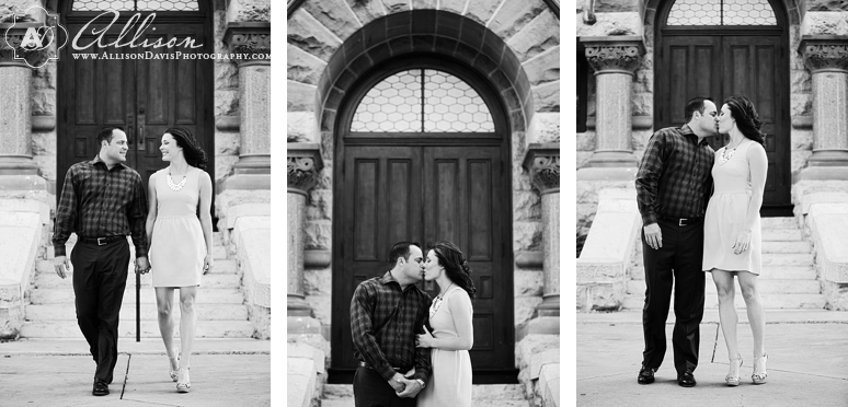 Lindsay Jeremy Engagement Portraits in Denton Texas by Allison Davis Photography 016 <span>Lindsay & Jeremy:</span><br/>Engagement Portraits in Denton, Texas