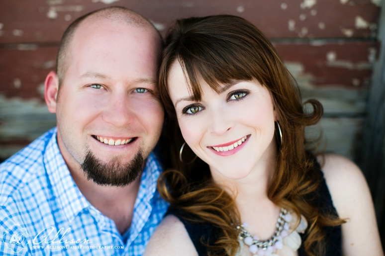 Taylor Joey Prosper Texas Country Engagement Portraits by Allison Davis Photography 002 <span>Taylor & Joey:</span><br/>Engagement Portraits in Prosper, Texas
