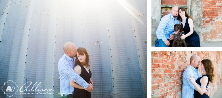 Taylor Joey Prosper Texas Country Engagement Portraits by Allison Davis Photography 003 <span>Taylor & Joey:</span><br/>Engagement Portraits in Prosper, Texas