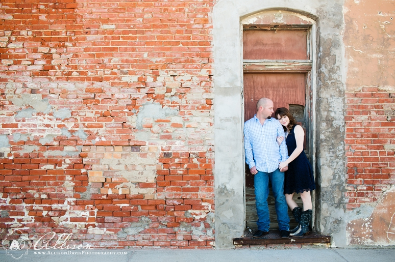 Taylor Joey Prosper Texas Country Engagement Portraits by Allison Davis Photography 004 <span>Taylor & Joey:</span><br/>Engagement Portraits in Prosper, Texas