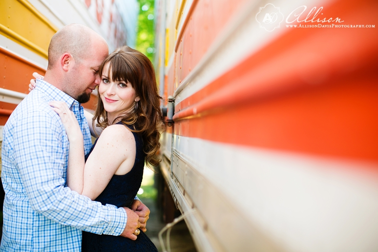 Taylor Joey Prosper Texas Country Engagement Portraits by Allison Davis Photography 005 <span>Taylor & Joey:</span><br/>Engagement Portraits in Prosper, Texas