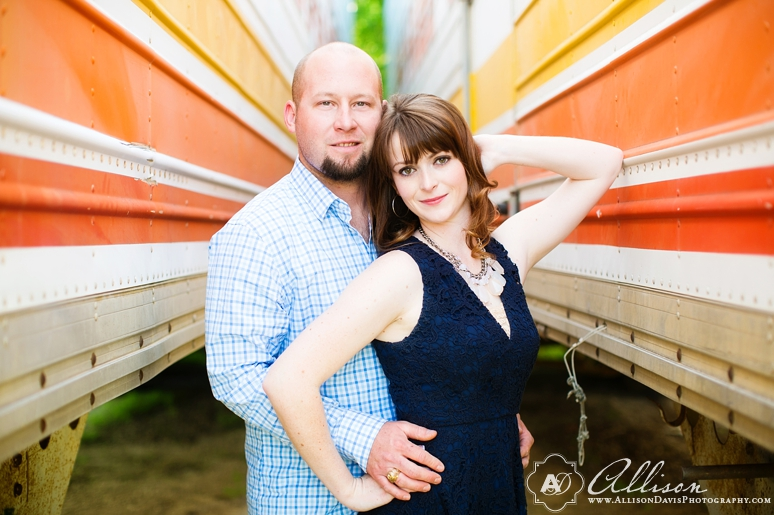 Taylor Joey Prosper Texas Country Engagement Portraits by Allison Davis Photography 006 <span>Taylor & Joey:</span><br/>Engagement Portraits in Prosper, Texas