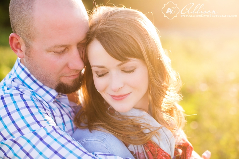 Taylor Joey Prosper Texas Country Engagement Portraits by Allison Davis Photography 019 <span>Taylor & Joey:</span><br/>Engagement Portraits in Prosper, Texas