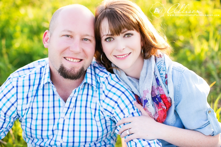 Taylor Joey Prosper Texas Country Engagement Portraits by Allison Davis Photography 021 <span>Taylor & Joey:</span><br/>Engagement Portraits in Prosper, Texas