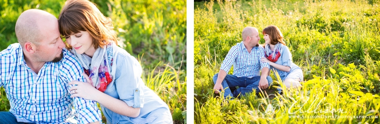 Taylor Joey Prosper Texas Country Engagement Portraits by Allison Davis Photography 022 <span>Taylor & Joey:</span><br/>Engagement Portraits in Prosper, Texas