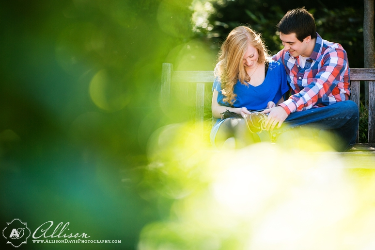 Corey Sarah Proposal Photography at the Dallas Arboretum by allison Davis Photography 01 <span>Corey & Sarah:</span><br/>Dallas Proposal Photography