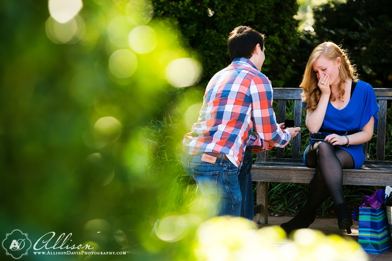 Corey Sarah Proposal Photography at the Dallas Arboretum by allison Davis Photography 03 <span>Corey & Sarah:</span><br/>Dallas Proposal Photography