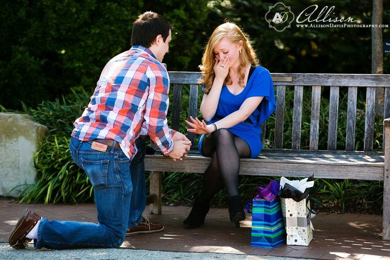 Corey Sarah Proposal Photography at the Dallas Arboretum by allison Davis Photography 04 <span>Corey & Sarah:</span><br/>Dallas Proposal Photography